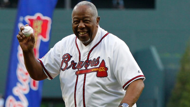 LISTEN: Cleon Jones reflects on the life of a true American icon and his friend Hank Aaron