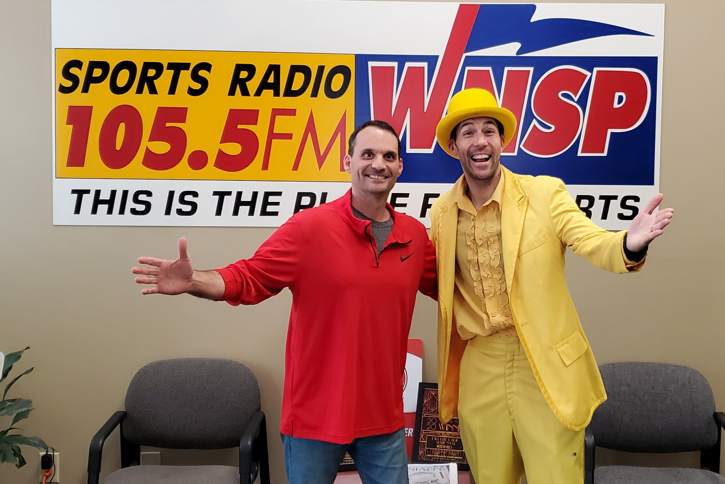 LISTEN: Jesse Cole tells you everything you need to know about the Savannah Bananas and their visit to Mobile!