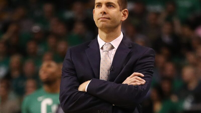 LISTEN: Boston Celtics head coach Brad Stevens talks Celtics, NCAA tournament, Alabama's chances and so much more