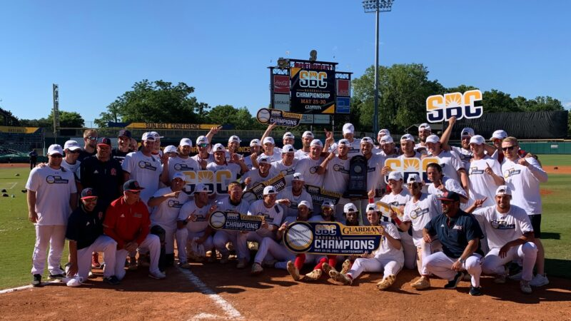 Jags Come From Behind, Again; '21 Sun Belt Champs