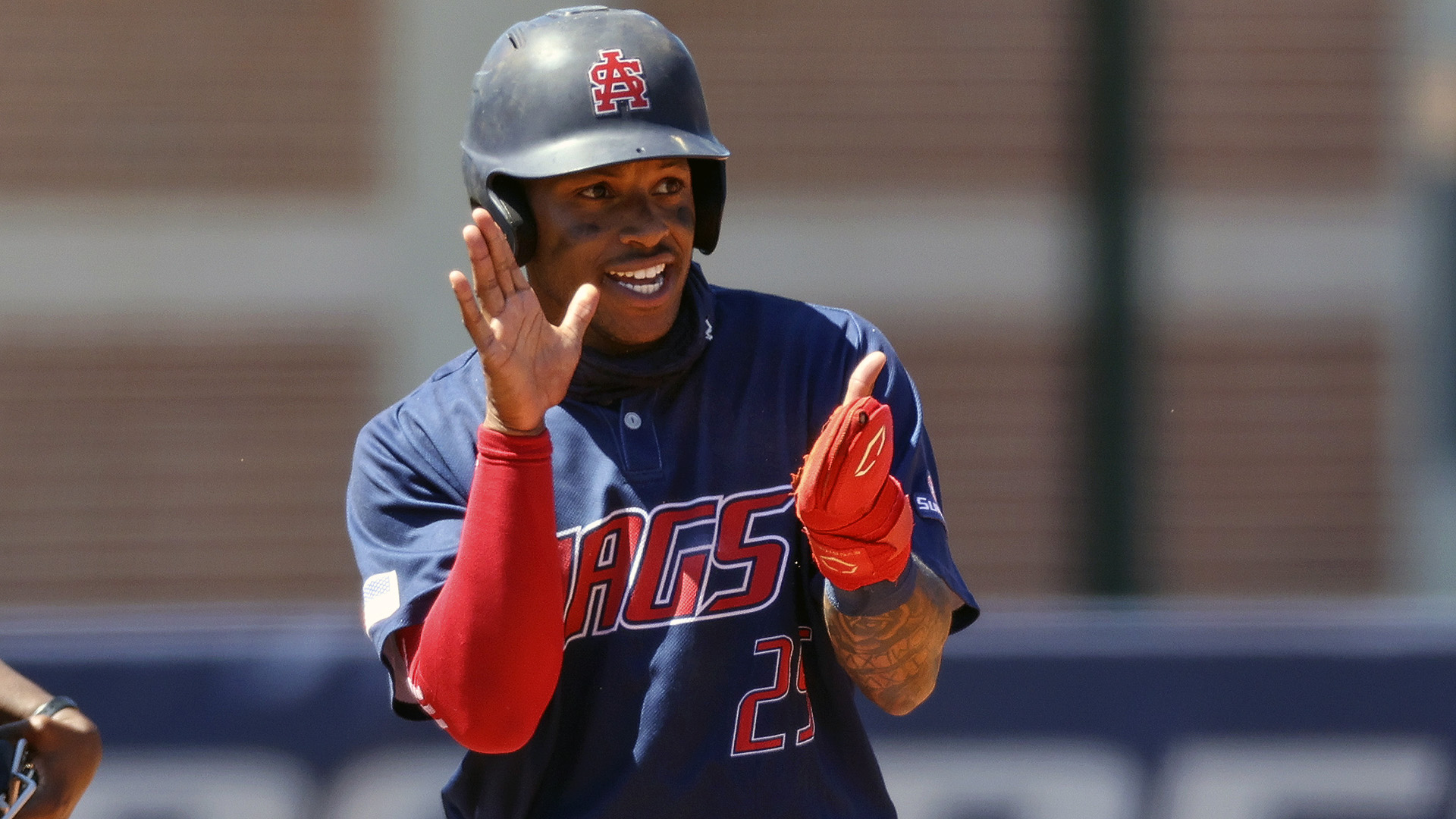 LISTEN: Michael Sandle reacts to being drafted in the 10th round by the Houston Astros